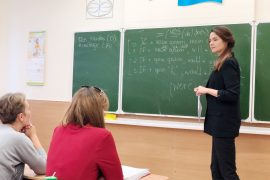 Наши классы 34