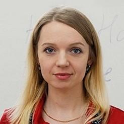 Ольга Голубец 1