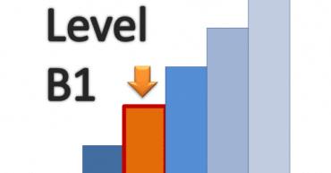 Уровень английского Intermediate: хорошее владение и уверенное знание языка 37